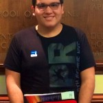 Alfredo Villalobos Perez graduated from Immokalee High School.  He attends Grinnell College.