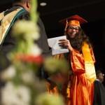 Melissa Boneta Dunbar High 2015 graduation